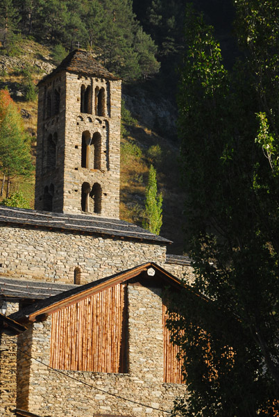 Church of St. Climent De Pal, Andorra