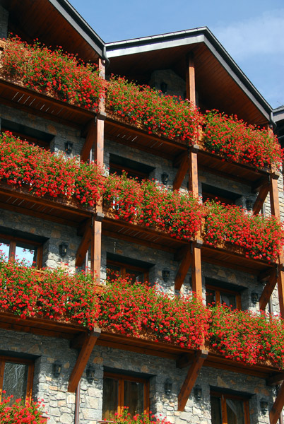 Hotel Xalet Montana, Soldeu, Andorra