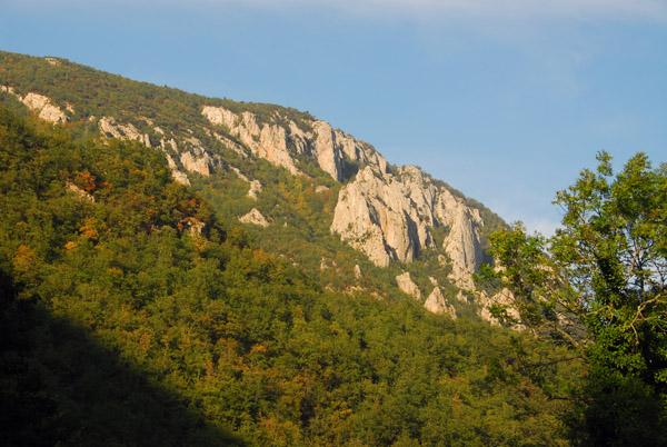 Scenic route D118, Pyrénées Orientales