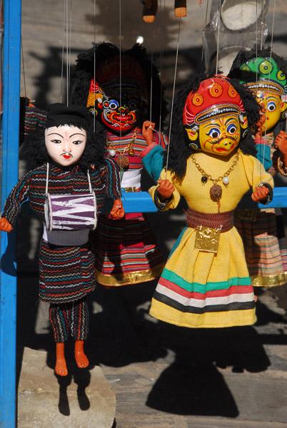 Puppets Nepali Handicrafts Photo Brian Mcmorrow Photos At Pbase Com