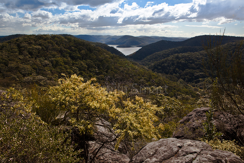 View to Hawkesbury River
