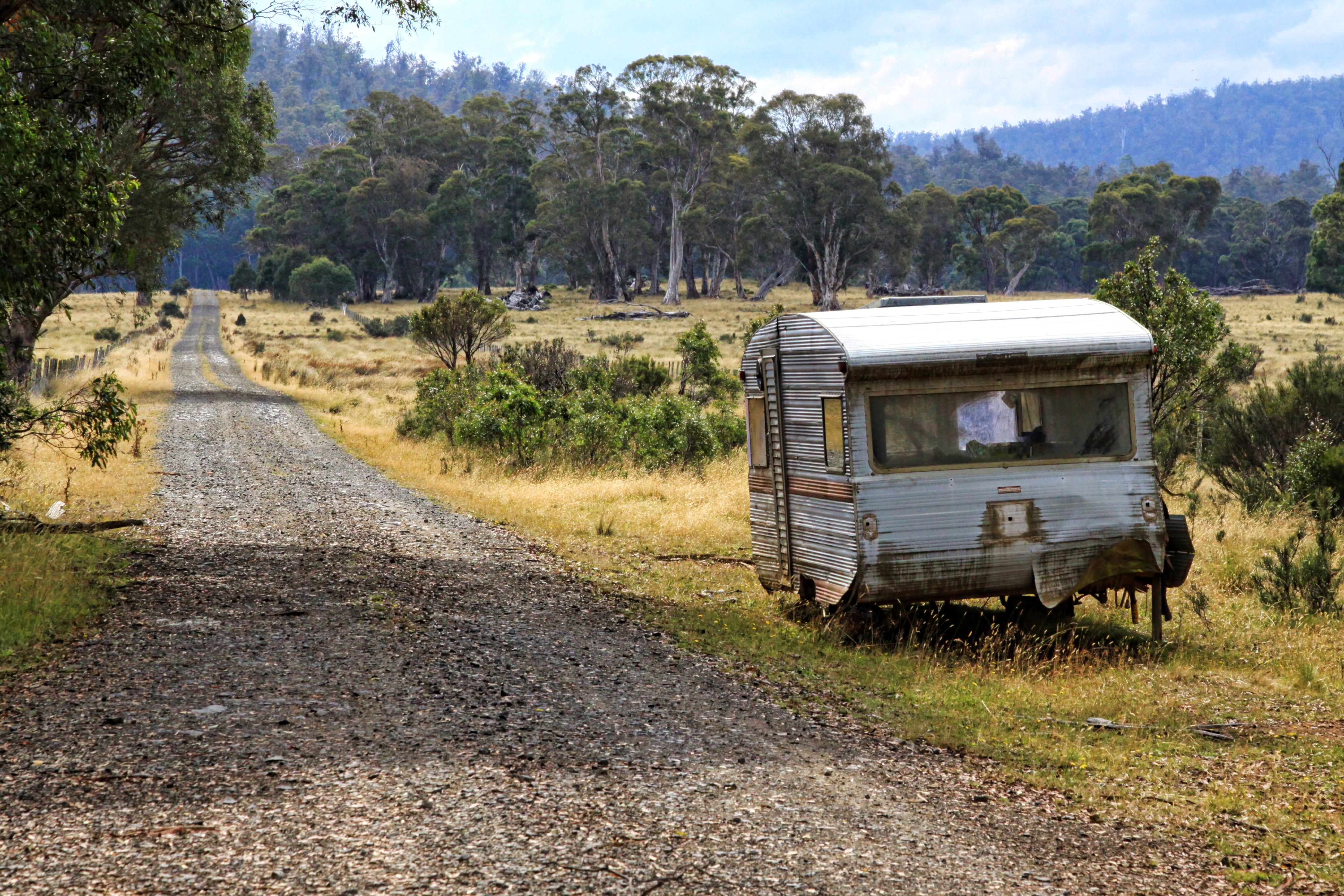 Somewhere on the West Coast, Tasmania.