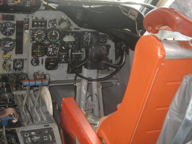 P-3C flight controls