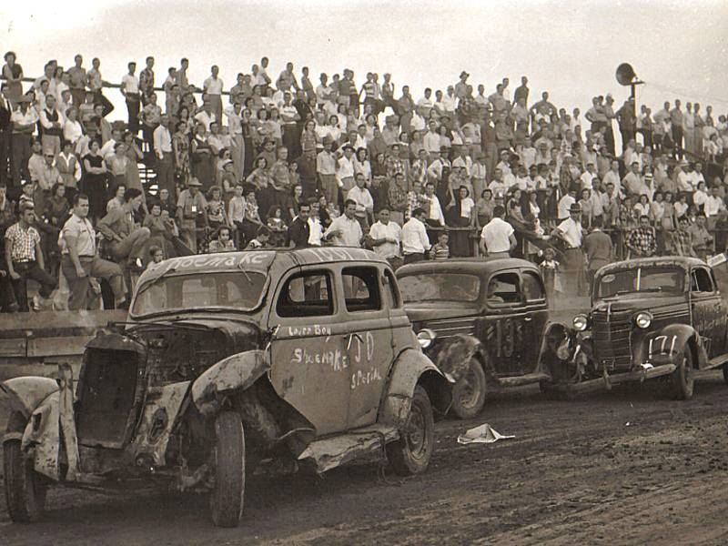 Knock-out race 1952