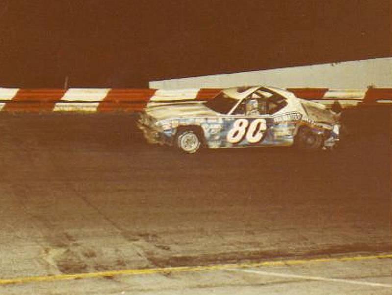 Tony Formosa Jr 80 Huntsville Speedway