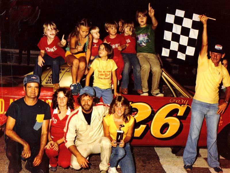 Binkley Racing Family