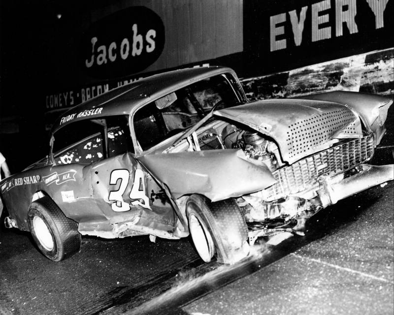 1966 Friday Hassler wreck.