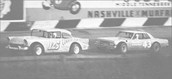 Charley Binkley and Walter Wallace 1967