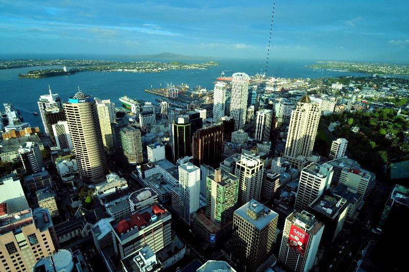 Auckland and Devonport