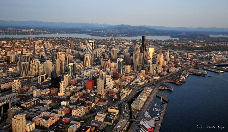 Golden City of Seattle