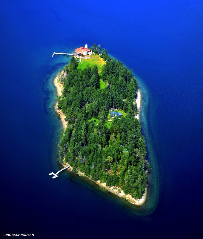 Tanglewood Island, Fox Island, Washington
