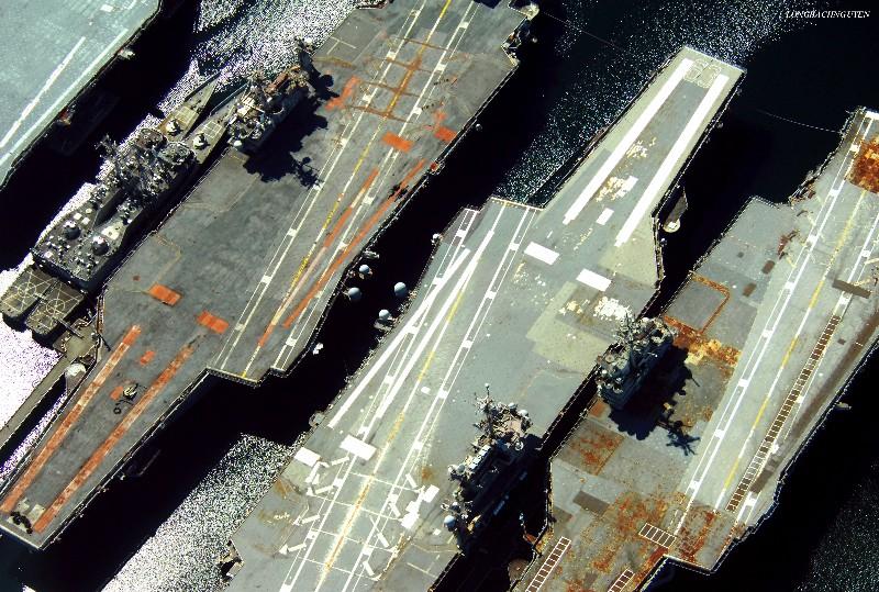 angle flight decks
