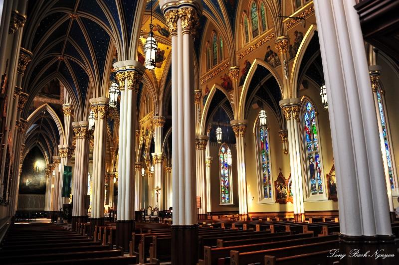 Basilica of Sacred Heart Interior
