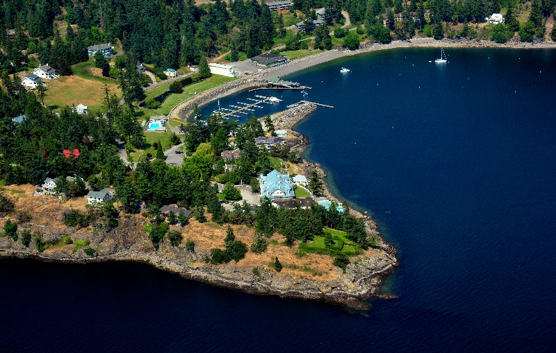 Roche Harbor Resort, Orcas Island, Washington