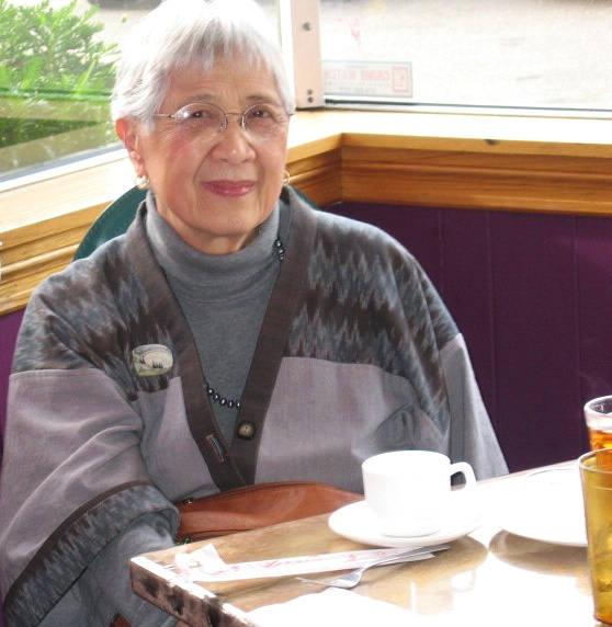 Auntie May at age 80-1/2