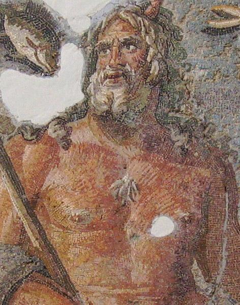 Oceanus  - detail from original shot.