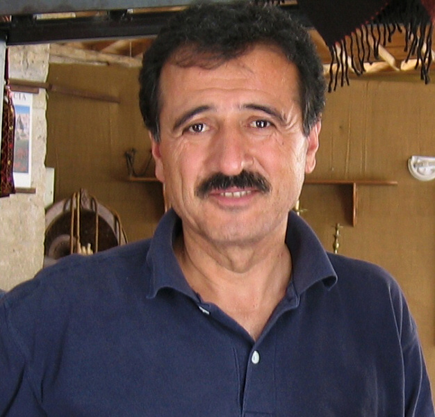 Irfan Olmez,  from center of previous photo