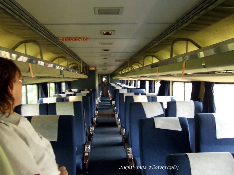 Superliner coach