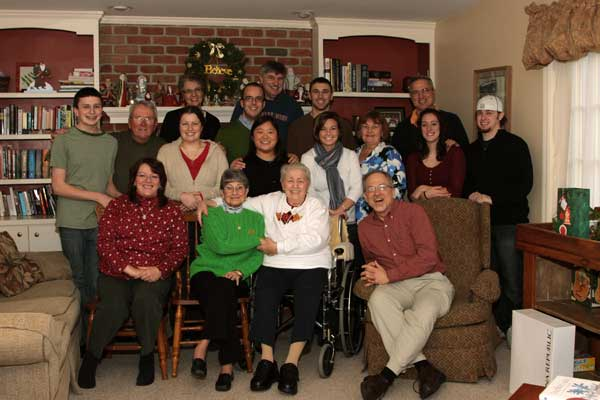 The Extended Chiodo Family 2008