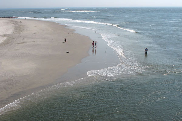 The Beach Between Sea Isle and Avalon (25)