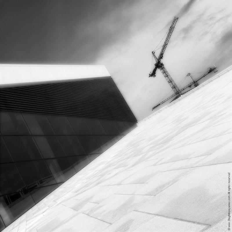 Oslo Opera House, Norway