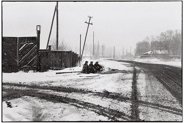 Irkutsk, USSR, 1972