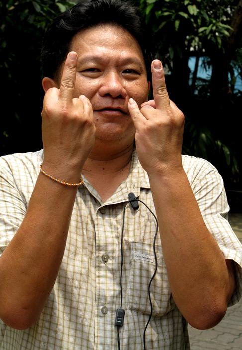 The Bangkok Bad Boy :-)