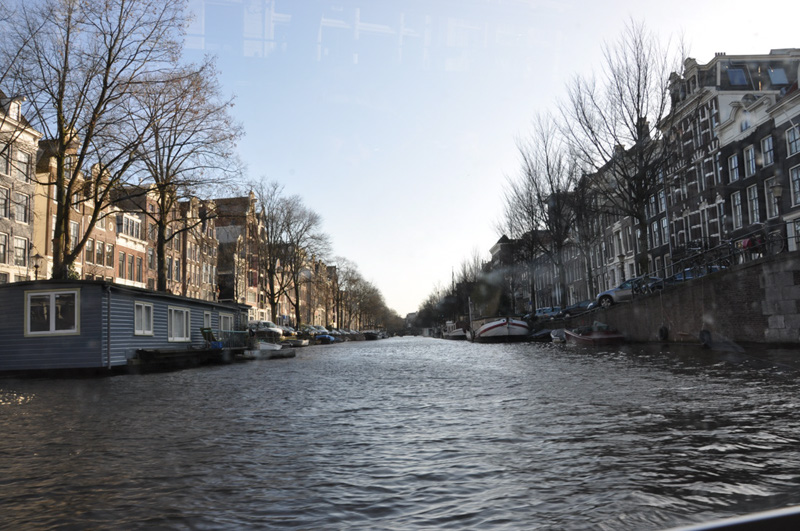 Middle of the Road Amsterdam