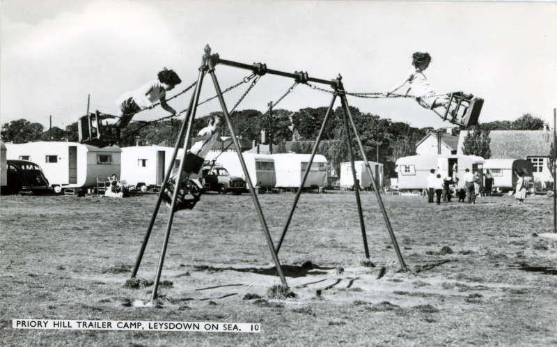 Priory Hill Trailer Camp