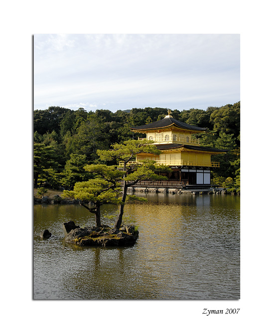The Golden Pavilion - Rokuon - Ji Temple