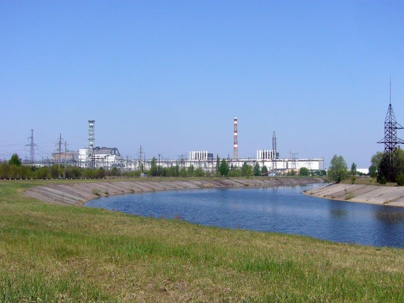 Chornoby Nuclear Power Plants 1, 2, 3 & 4