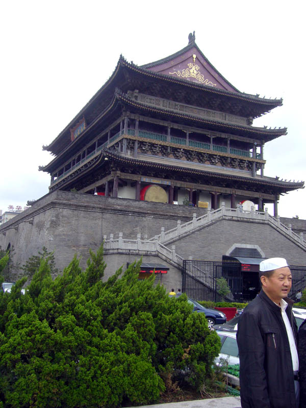 Xian, the Bell Tower