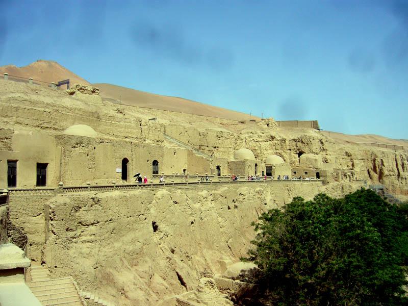 Turfan, Thousand Buddha Caves 3