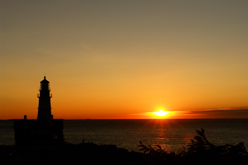 DSC09756.jpg dawn 9/11 Portland Head Light a new dawn... i am auctioning an image from this dawn at...