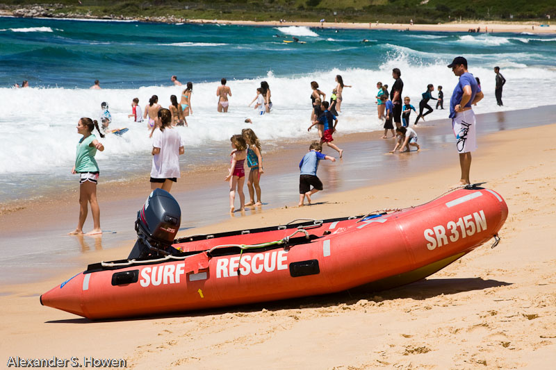 Surf rescue ready