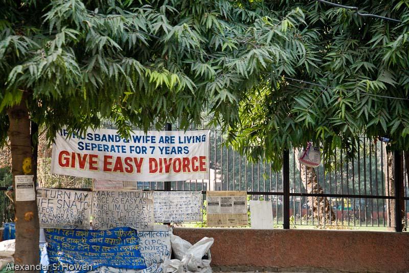 Give easy divorce