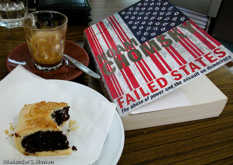 14 January - coffee and controversy