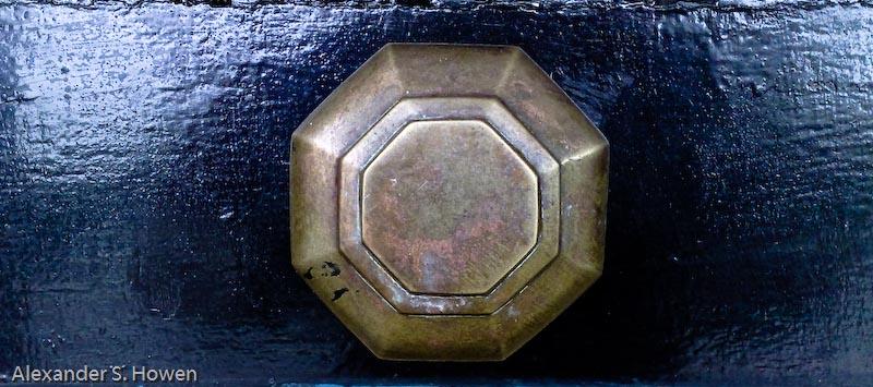 20 January - door knob