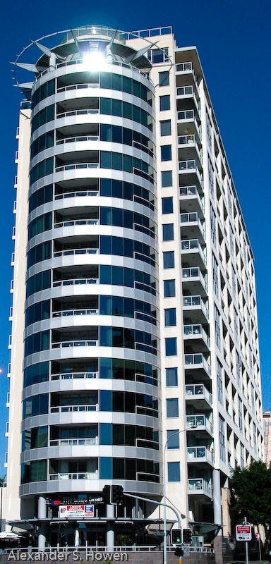 Mercure Building - Darling Harbour
