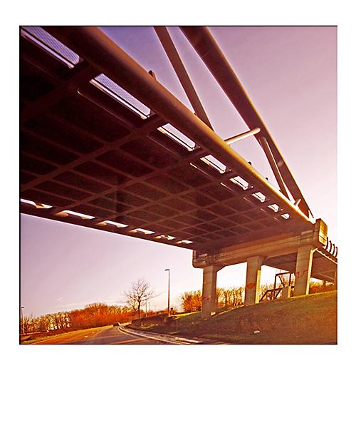 My feel-good-Bridge (But today I felt even better)