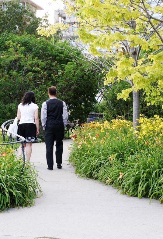 A Pleasant Walk