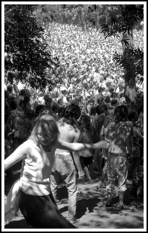 Greatful Dead Crowd