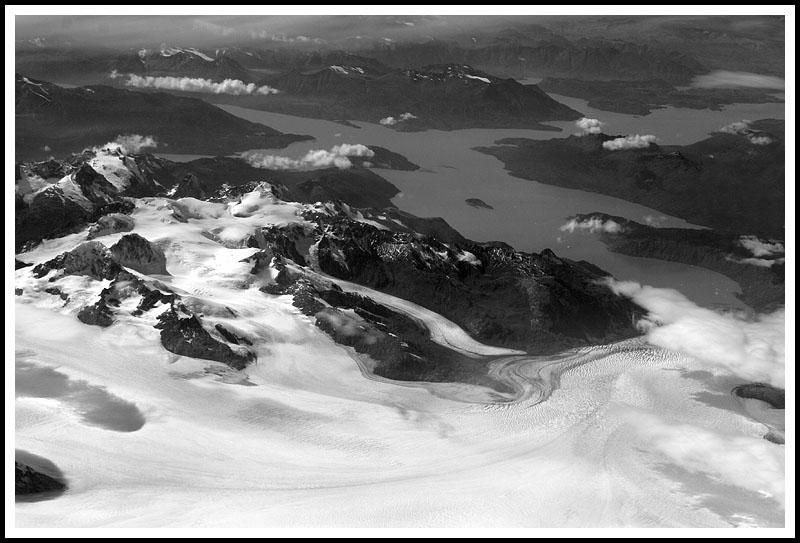 Patagonia: Cerro , Ventisquero and Lago OHiggins