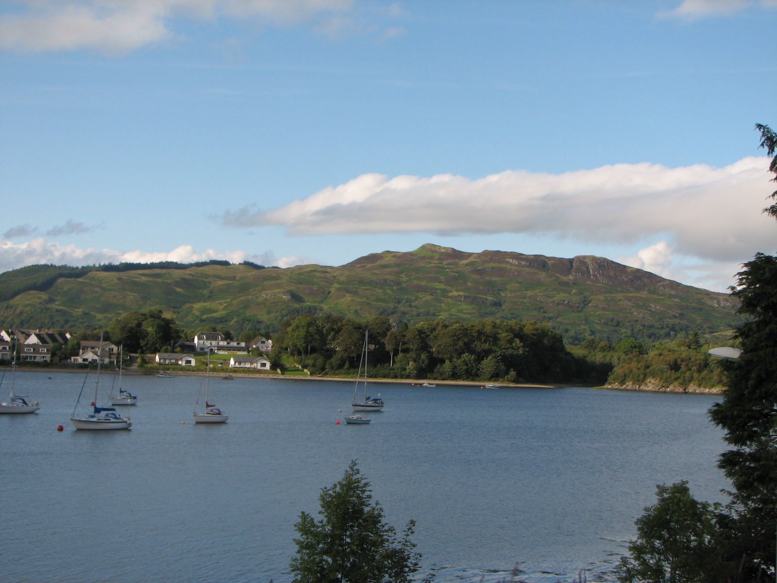 View from Ards House