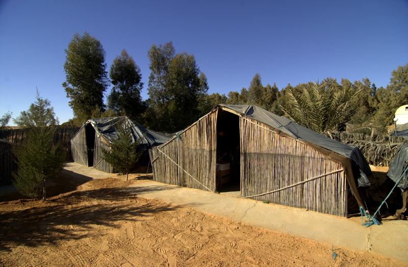 Camp el Biben ksar Ghilane