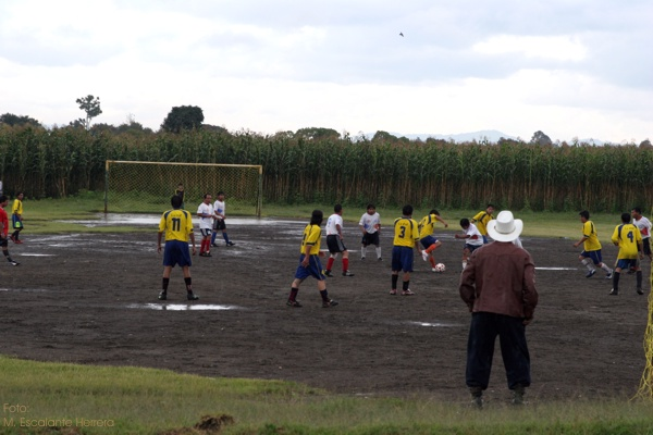 Partido Dominical de Futbol