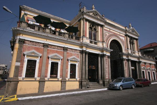 Pasaje Enriquez (Construido en 1901)