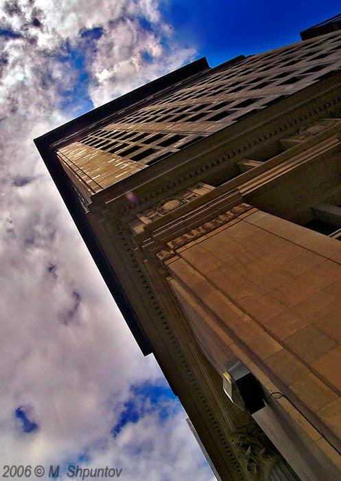 Looking Up, Yonge Street