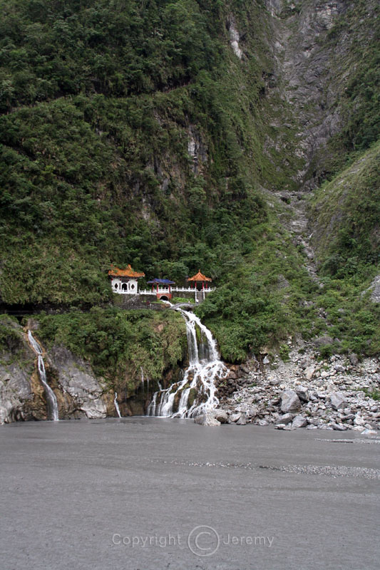 Eternal Spring Shrine, Taroko Gorge (May-Jun 06)