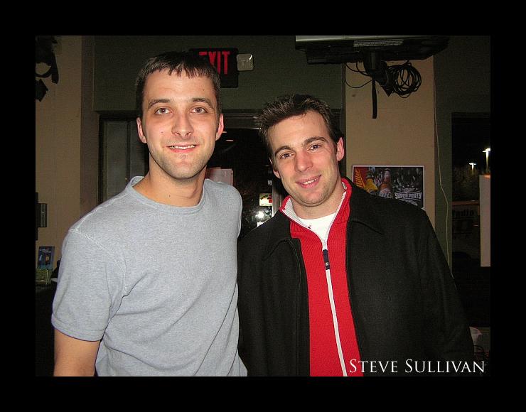 Me and Steve